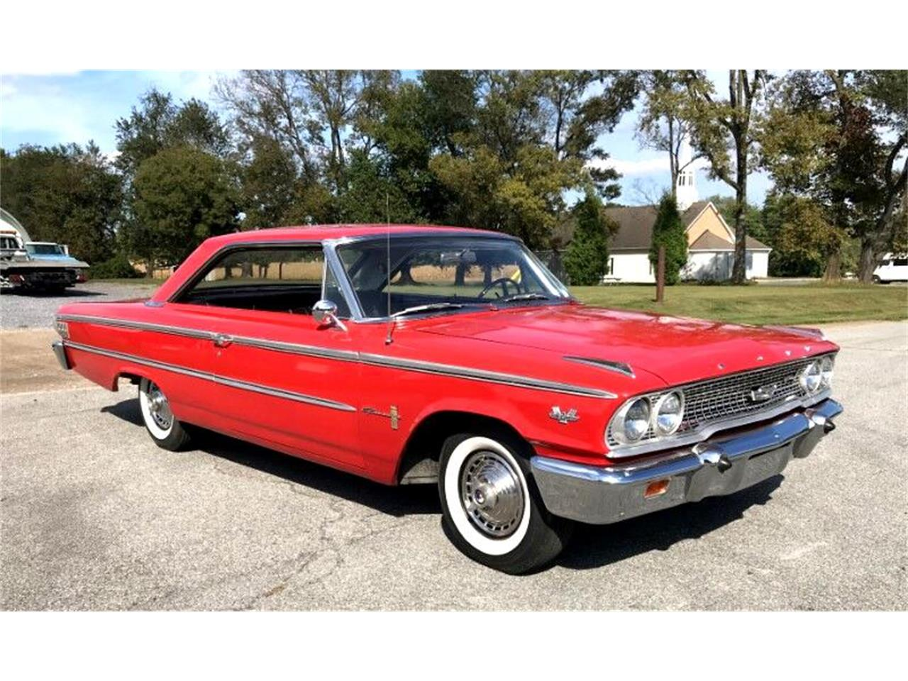 1963 Ford Galaxie 500 (CC-1270883) for sale in Harpers Ferry, West Virginia