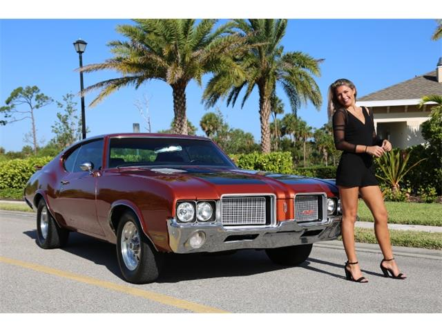 1971 Oldsmobile Cutlass (CC-1270894) for sale in Fort Myers, Florida