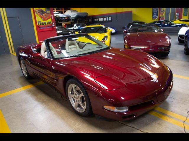 2003 Chevrolet Corvette (CC-1270903) for sale in Anaheim, California