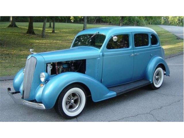 1936 Plymouth 4-Dr Sedan (CC-1270908) for sale in Hendersonville, Tennessee