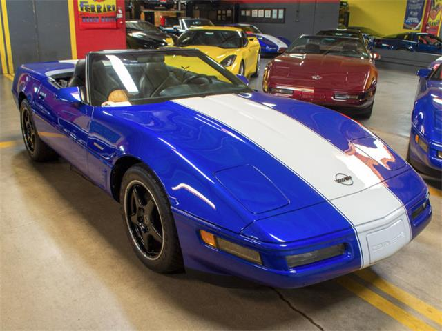 1996 Chevrolet Corvette (CC-1270911) for sale in Anaheim, California