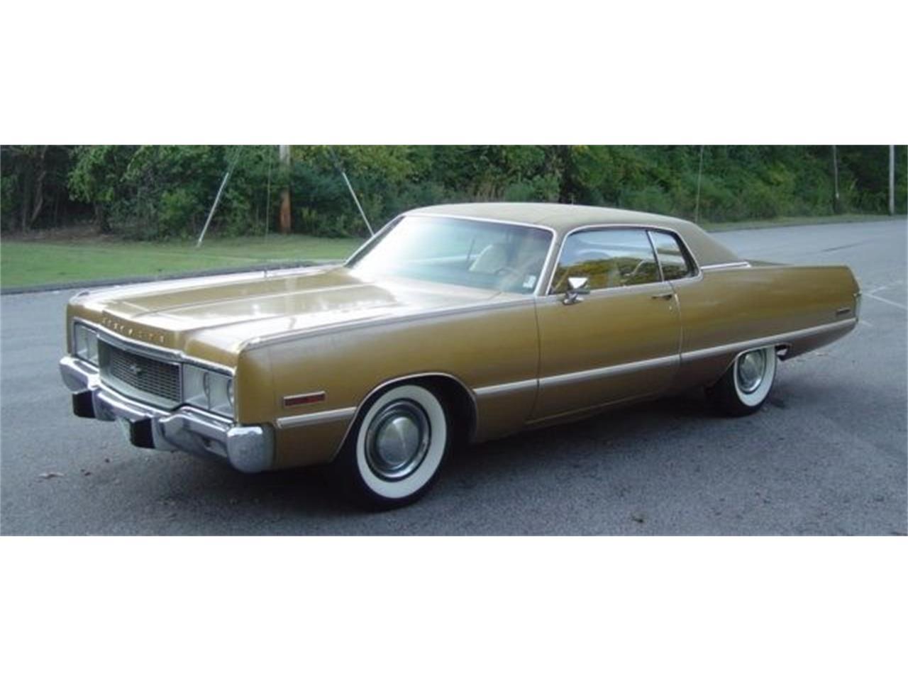 1973 Chrysler Newport (CC-1270912) for sale in Hendersonville, Tennessee