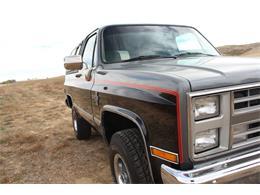 1986 Chevrolet Blazer (CC-1270916) for sale in Greeley, Colorado