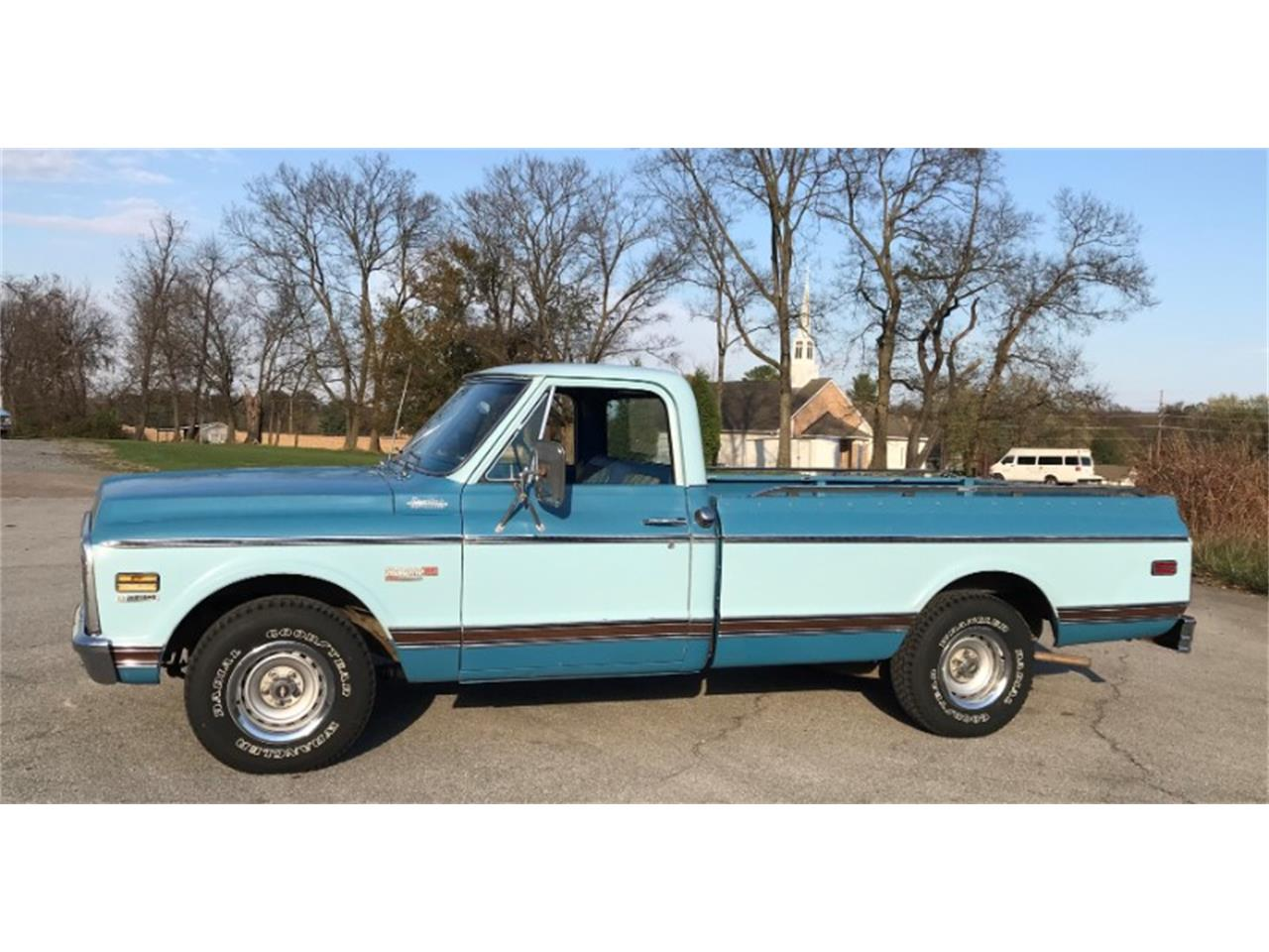 1972 Chevrolet Cheyenne (CC-1270092) for sale in Harpers Ferry, West Virginia