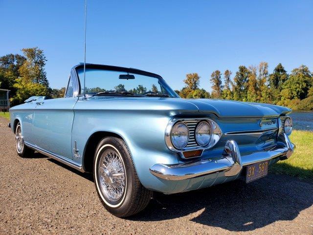 1963 Chevrolet Corvair Monza Spyder (CC-1270926) for sale in Eugene, Oregon