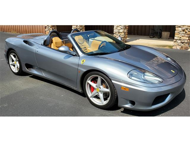 2003 Ferrari 360 Spider (CC-1270943) for sale in Lebanon, Missouri