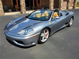 2003 Ferrari 360 Spider (CC-1270943) for sale in Lebanon, Missouri