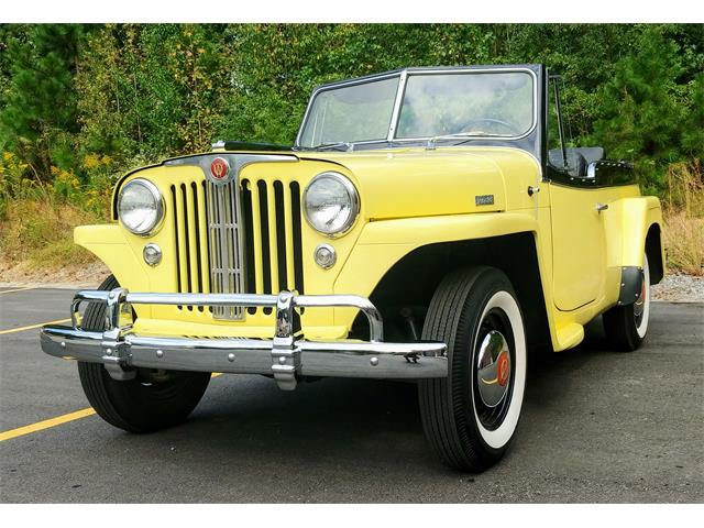 1948 Willys-Overland Jeepster (CC-1270957) for sale in Cumming, Georgia