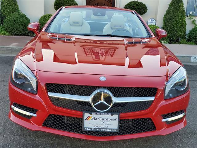 2015 Mercedes-Benz SL400 (CC-1270967) for sale in Costa Mesa, California