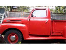1950 Ford 1-Ton Pickup (CC-1270977) for sale in Barrie, Ontario
