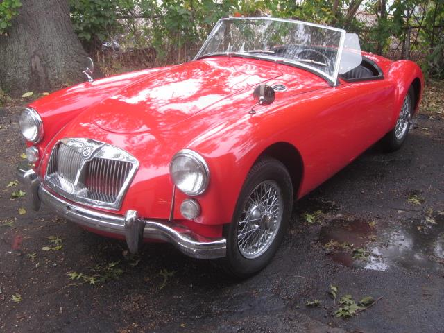1962 MG MGA MK II (CC-1270981) for sale in Stratford, Connecticut
