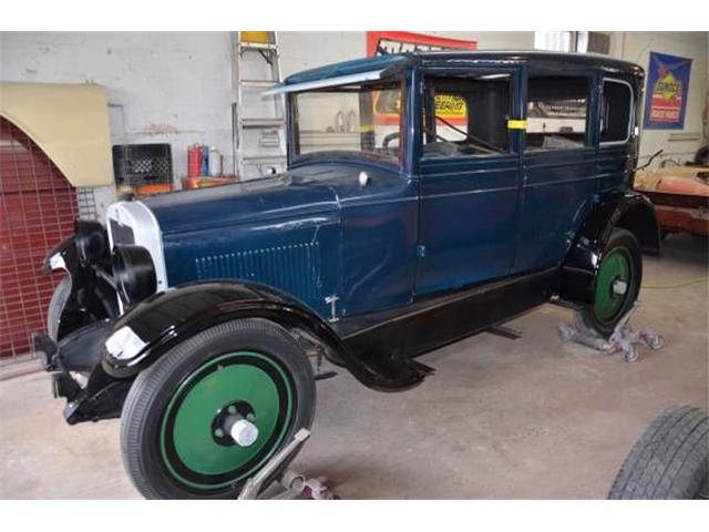 1925 Nash Ajax