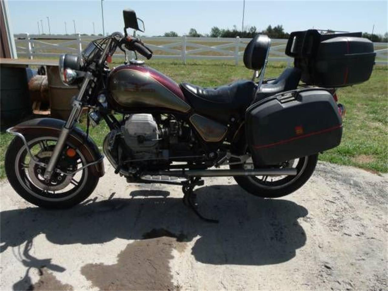 1990 Moto Guzzi Motorcycle (CC-1270994) for sale in Cadillac, Michigan