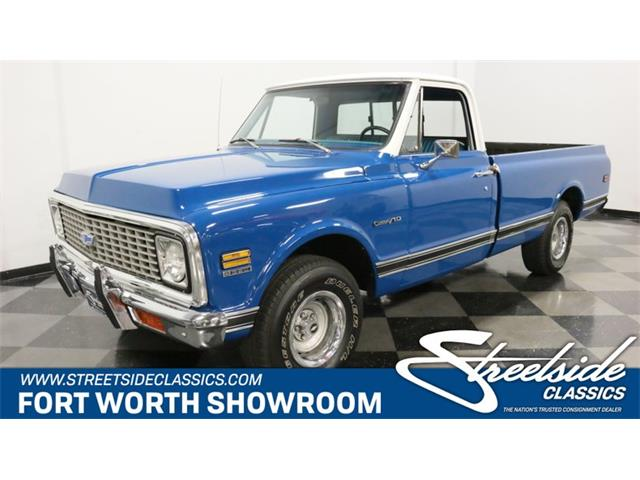 1972 Chevrolet C10 (CC-1291979) for sale in Ft Worth, Texas