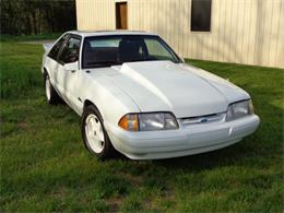 1989 Ford Mustang (CC-1291990) for sale in Cadillac, Michigan