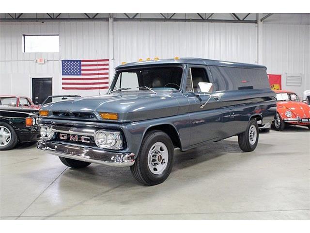 1966 GMC Suburban (CC-1291993) for sale in Kentwood, Michigan