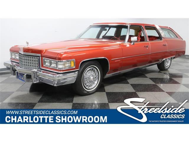 1976 Cadillac Fleetwood (CC-1291994) for sale in Concord, North Carolina
