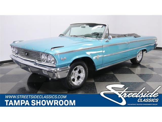 1963 Ford Galaxie (CC-1292009) for sale in Lutz, Florida