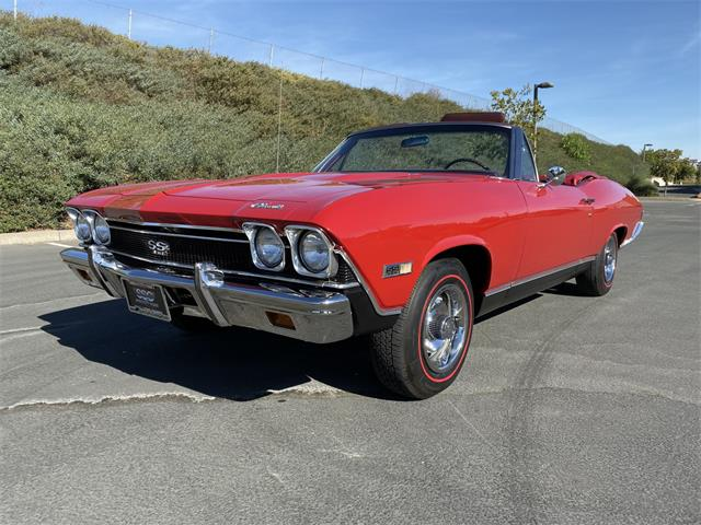 1968 Chevrolet Chevelle (CC-1292010) for sale in Fairfield, California