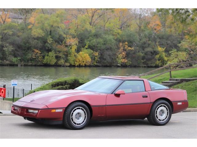 1987 Chevrolet Corvette (CC-1292025) for sale in Alsip, Illinois