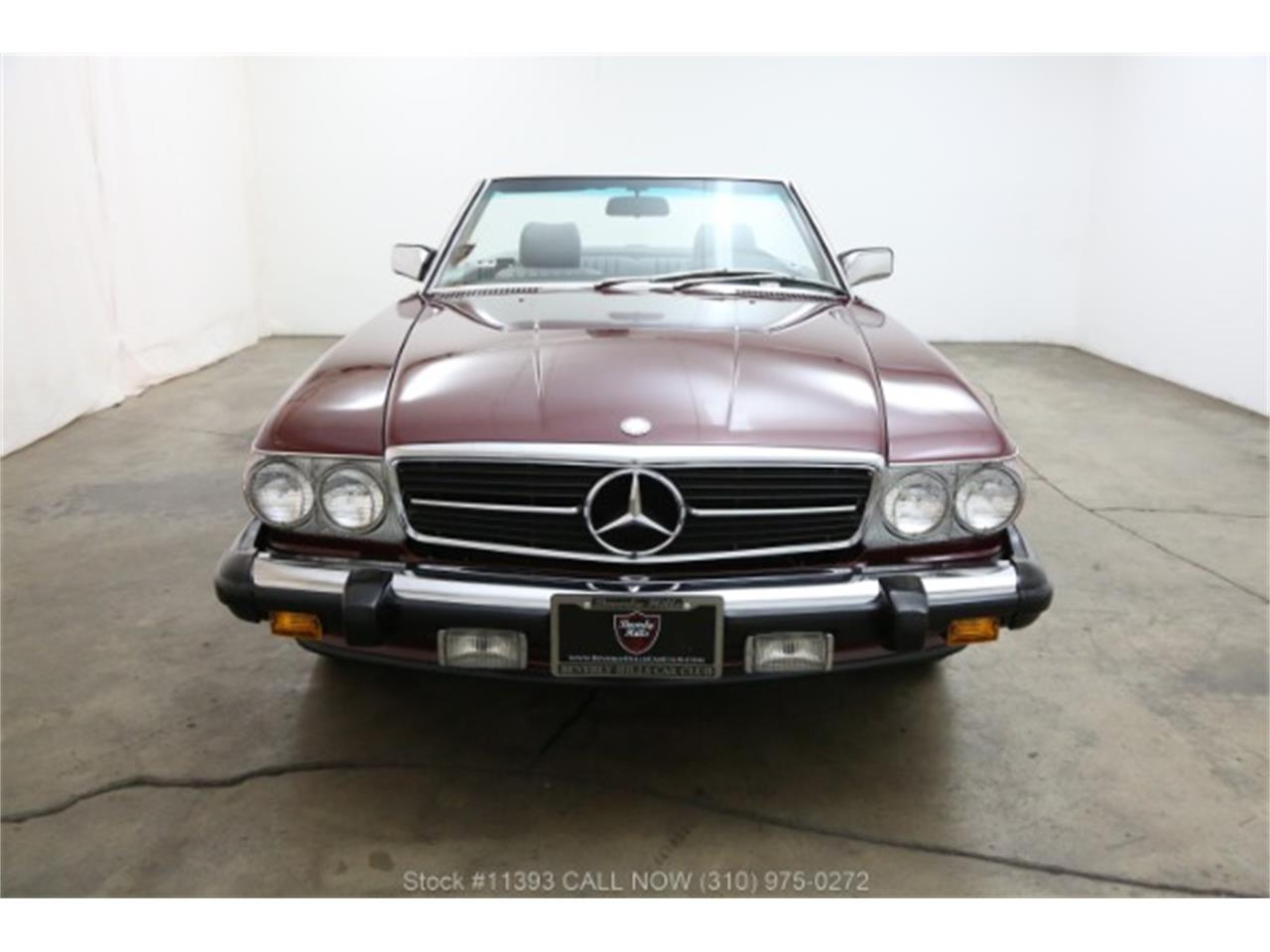 1986 Mercedes-Benz 560SL (CC-1292030) for sale in Beverly Hills, California