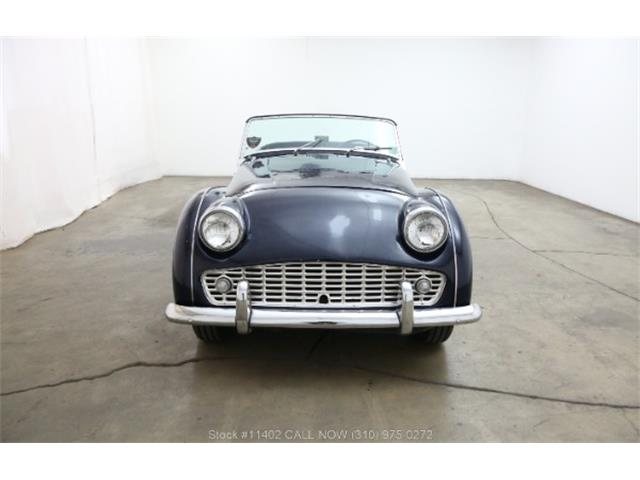 1959 Triumph TR3 (CC-1292032) for sale in Beverly Hills, California