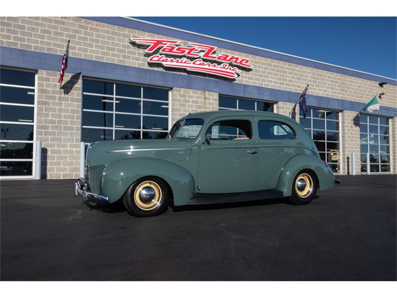 1940 Ford Tudor (CC-1292037) for sale in St. Charles, Missouri