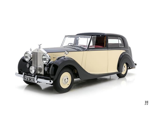 1947 Rolls-Royce Silver Wraith (CC-1292046) for sale in Saint Louis, Missouri