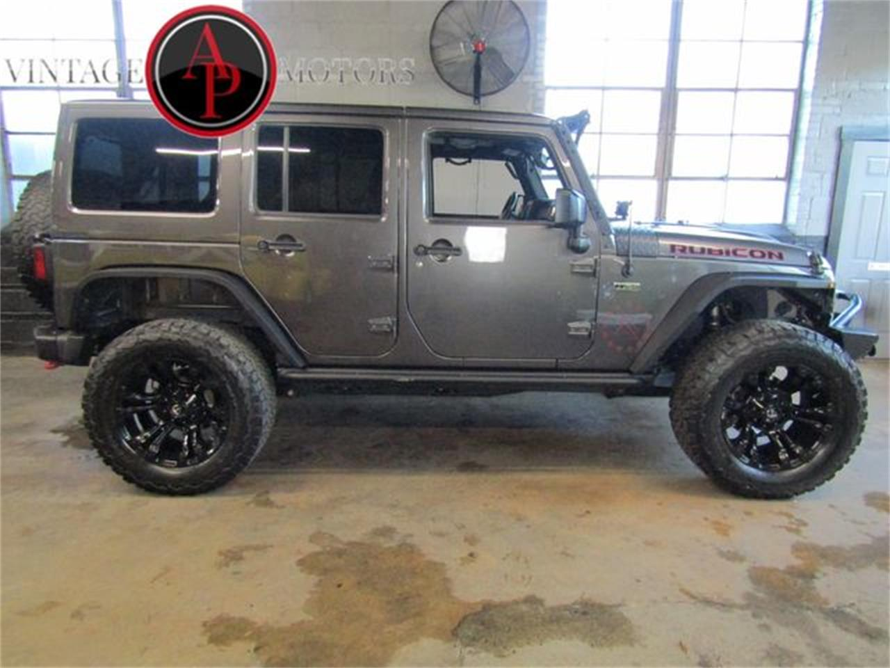2016 Jeep Wrangler (CC-1292098) for sale in Statesville, North Carolina