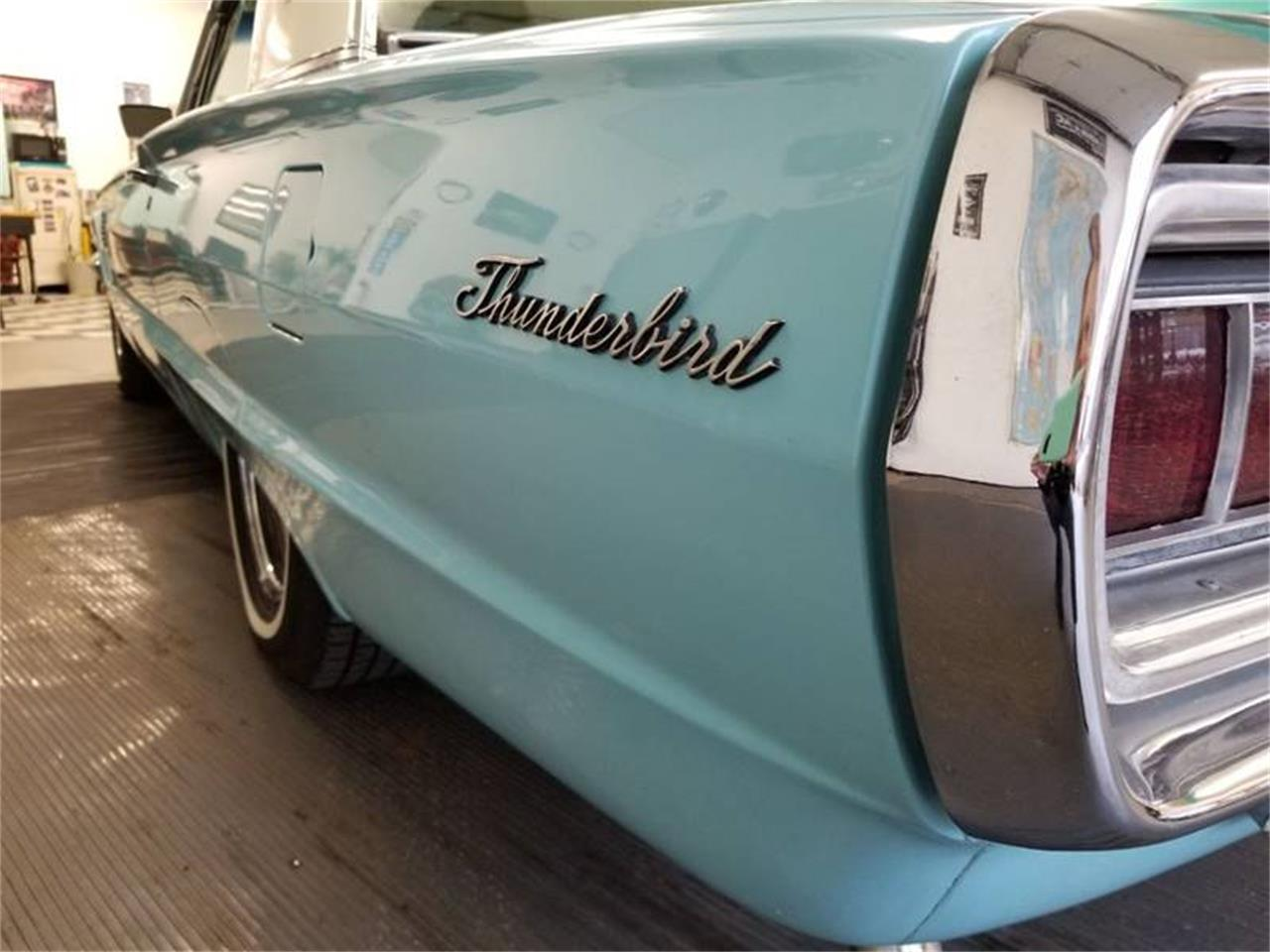1965 Ford Thunderbird (CC-1292108) for sale in Stanley, Wisconsin