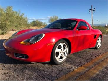1997 Porsche Boxster (CC-1292109) for sale in Cadillac, Michigan
