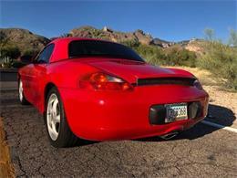 1997 Porsche Boxster (CC-1292109) for sale in Cadillac, Michigan