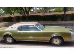 1973 Lincoln Continental Mark IV (CC-1292113) for sale in Cadillac, Michigan