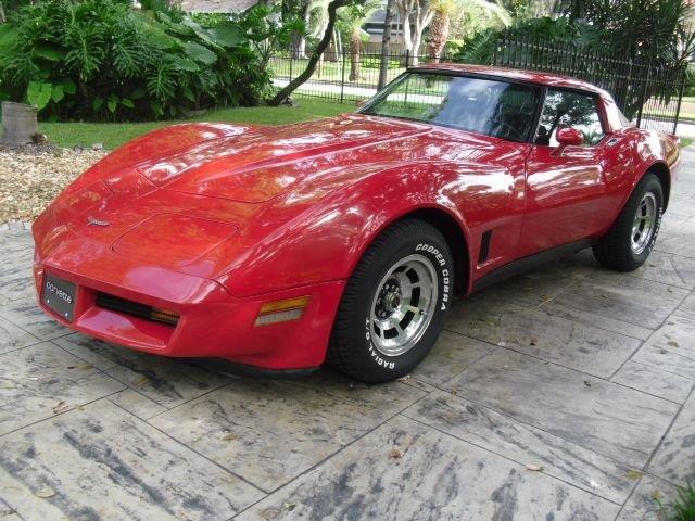 1981 Chevrolet Corvette (CC-1292118) for sale in Punta Gorda, Florida