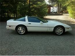 1989 Chevrolet Corvette (CC-1292120) for sale in Cadillac, Michigan