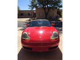 2002 Porsche Boxster (CC-1292122) for sale in Cadillac, Michigan