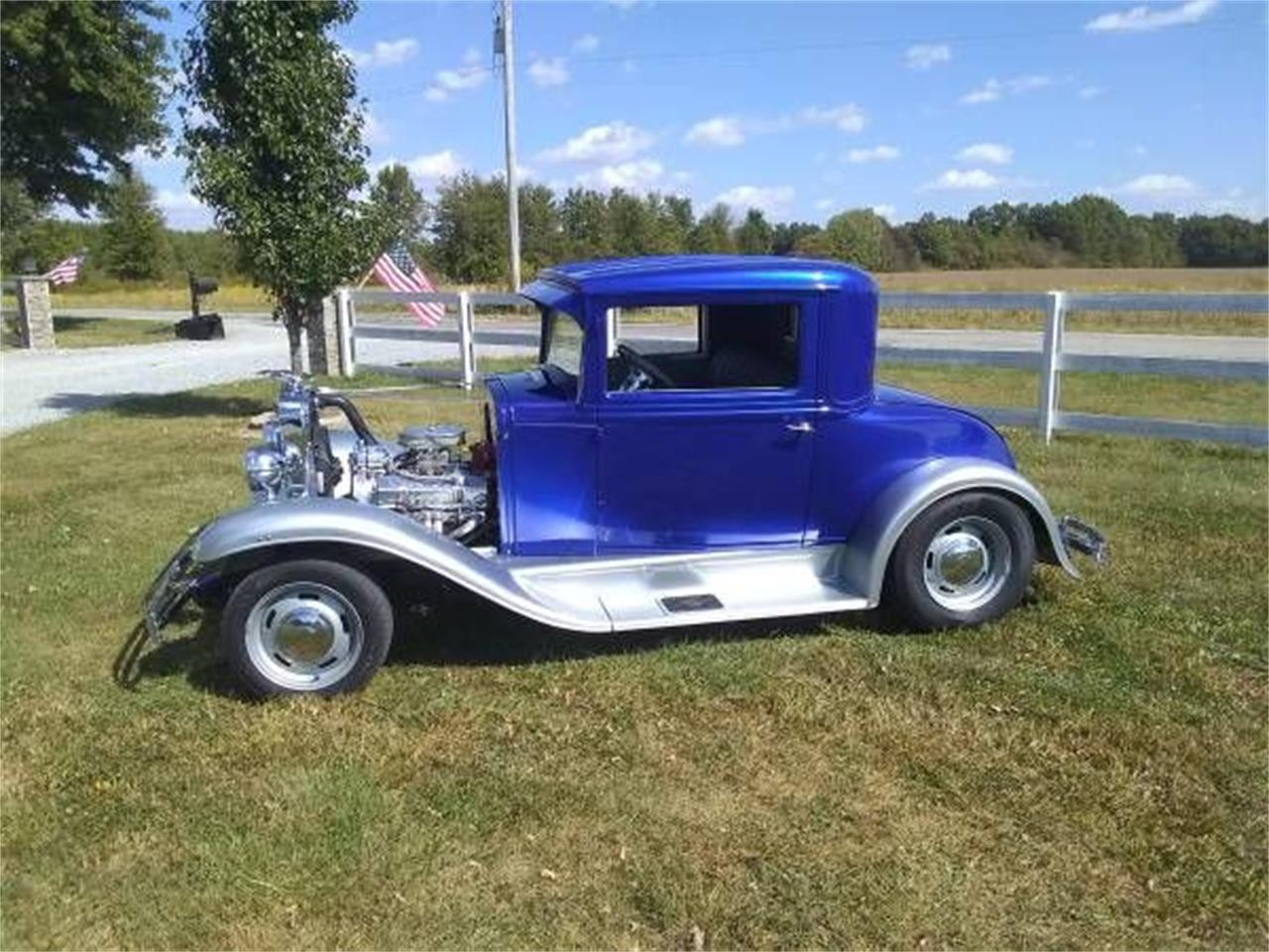 1931 Chevrolet Coupe (CC-1292137) for sale in Cadillac, Michigan