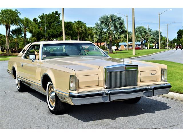 1979 Lincoln Mark V (CC-1292154) for sale in Lakeland, Florida