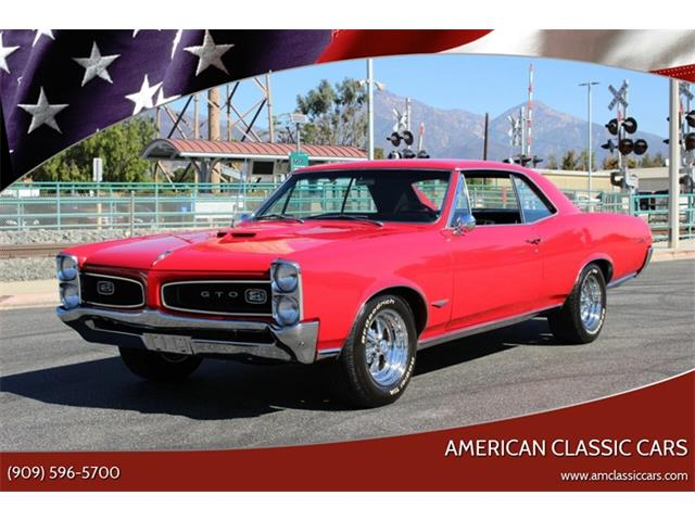 1966 Pontiac GTO (CC-1292160) for sale in La Verne, California