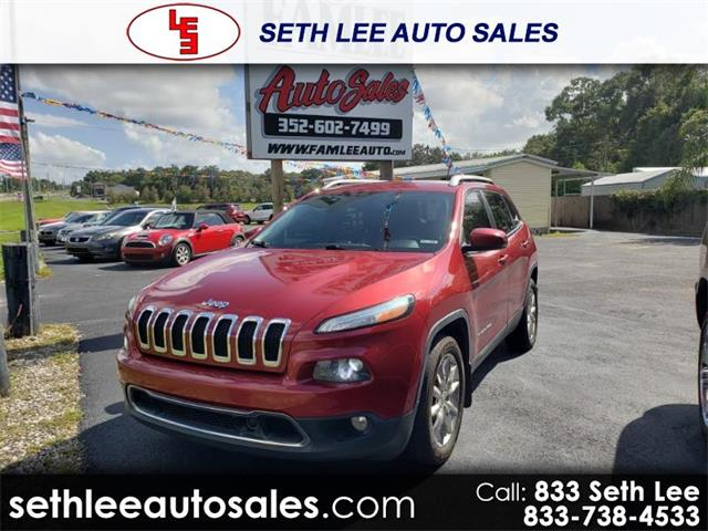 2014 Jeep Cherokee (CC-1292182) for sale in Tavares, Florida