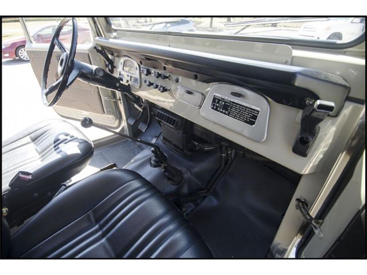 1978 Toyota Land Cruiser FJ40 (CC-1292202) for sale in Indianapolis, Indiana