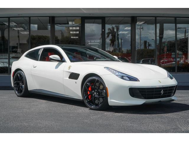 2018 Ferrari GTC4 Lusso (CC-1292210) for sale in Miami, Florida