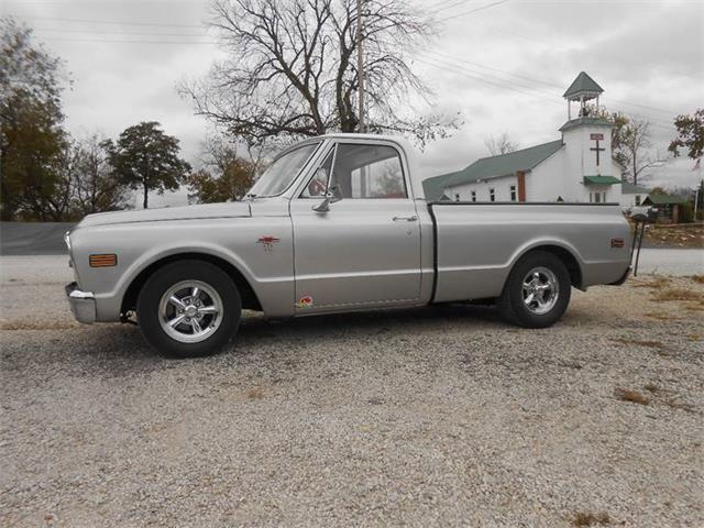 1968 Chevrolet C/K 10 (CC-1292227) for sale in West Line, Missouri