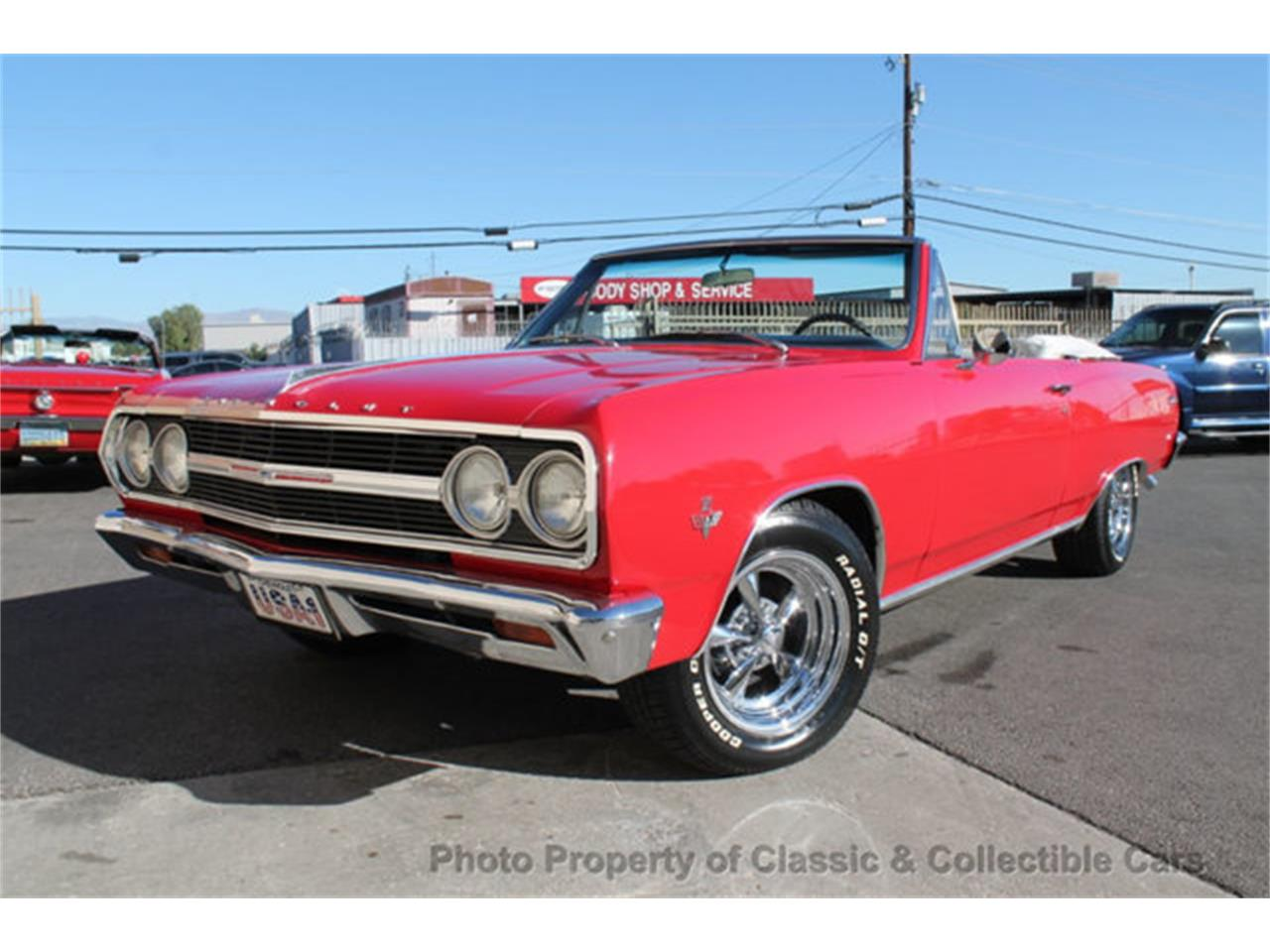 1965 Chevrolet Chevelle (CC-1292232) for sale in Las Vegas, Nevada