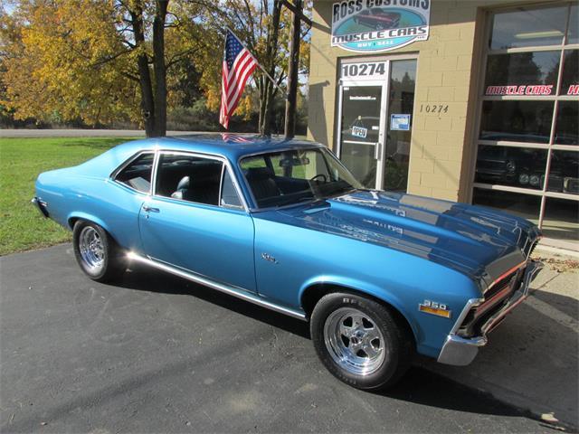 1971 Chevrolet Nova (CC-1292246) for sale in Goodrich, Michigan