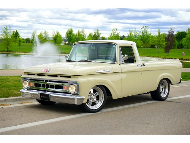1961 Ford F100 (CC-1292248) for sale in Boise, Idaho