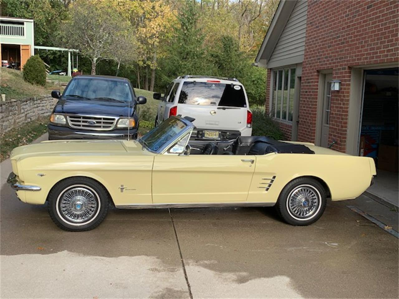 1966 Ford Mustang (CC-1292251) for sale in Ft Wright, Kentucky