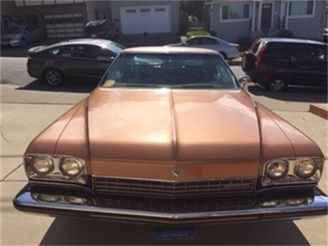 1973 Buick Electra 225 (CC-1292254) for sale in San Bruno, California