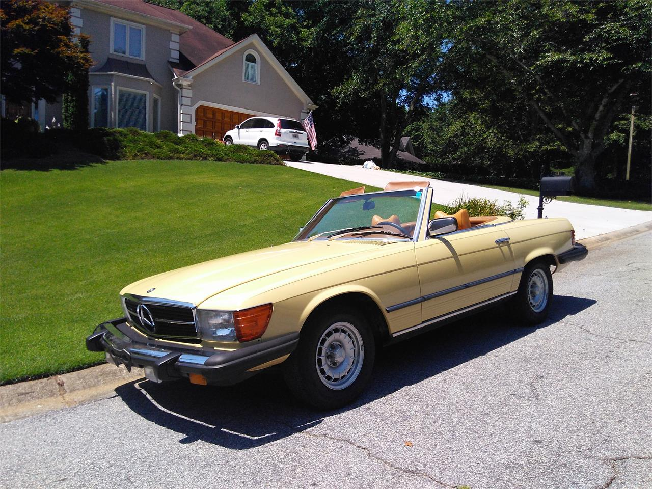 1979 Mercedes-Benz 450SL (CC-1292255) for sale in Alpharetta, Georgia