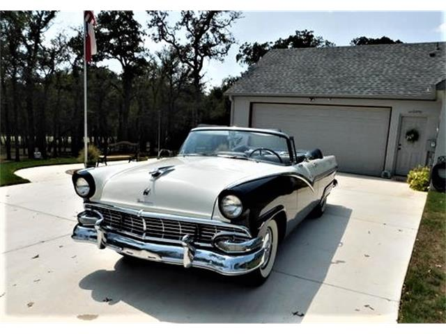 1956 Ford Sunliner (CC-1292264) for sale in Millsap, Texas